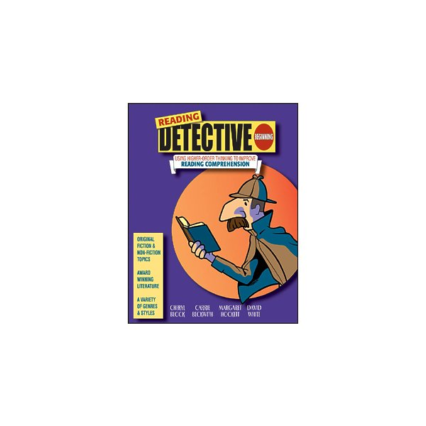 critical thinking reading detective Subject critical thinking, reading strategies, close reading  includes a girl  and boy in detective clothing, and a boy and girl in regular clothing color and.